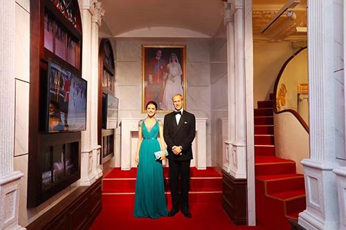 2017年杜莎夫人蜡像馆伦敦区展厅55
