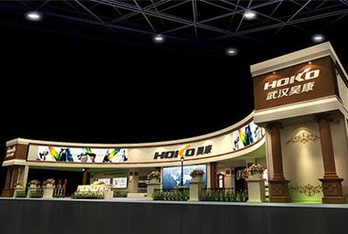 武汉展厅设计